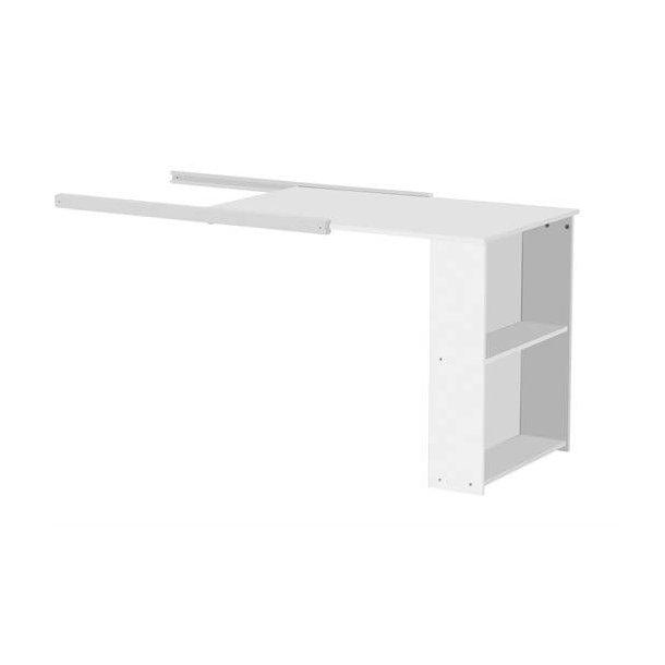 Fantastisk Halvhøj seng m. udtræksbord - FLEXA Basic Hit - Fleksibel løsning HE01
